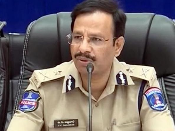 Rape accused snatched weapons: Hyderabad Police Chief
