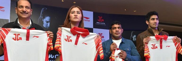 Olympic stars come together to launch Jwala Gutta Academy of Excellence
