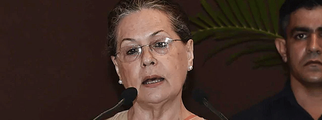 Narrow minded, bigoted forces win over India's pluralism: Sonia on CAB