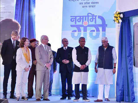 Sweden King, Queen inaugurate STP in Haridwar