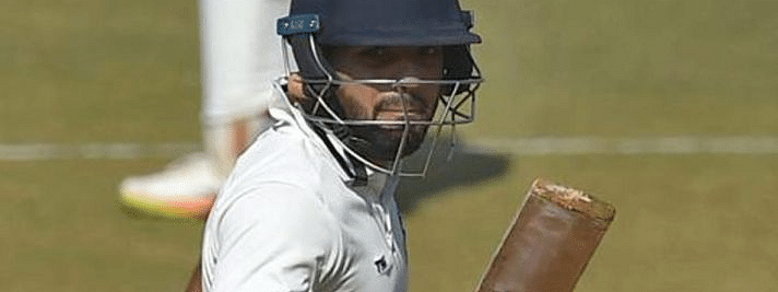 Ranji Trophy: Dhruv Shorey to lead Delhi in first two games