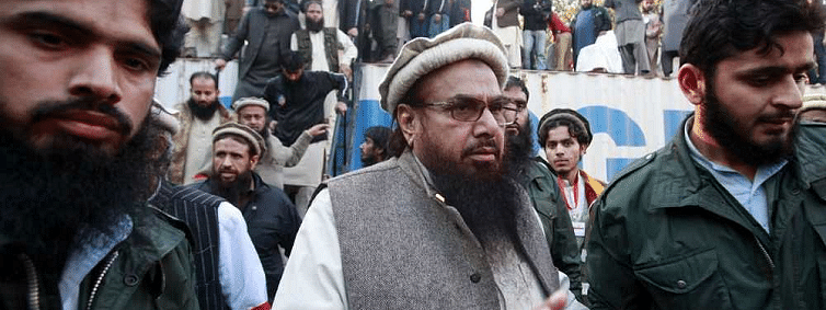 ATC summons Hafiz Saeed in terror financing cases