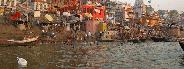 Cleaning of Ganga river continuous process: Officials