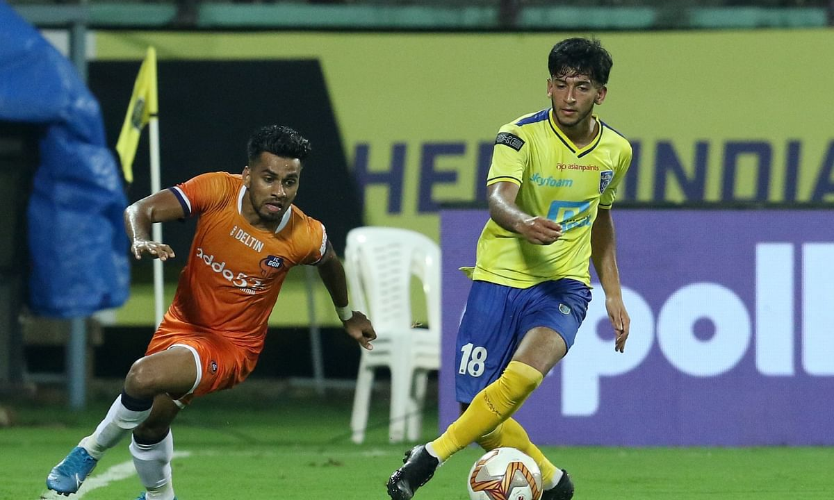 Injury-time goal sees Goa rescue a point in Kerala