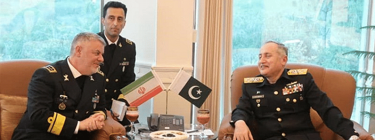 Iran invites Pakistan to joint naval security drills