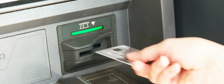ATM in central Gujarat dispensing Rs 500 on entering Rs 100 shut