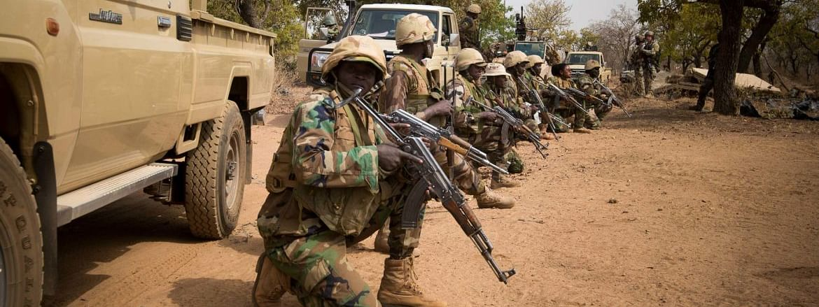 Nigeria: 71 killed in attack at military camp