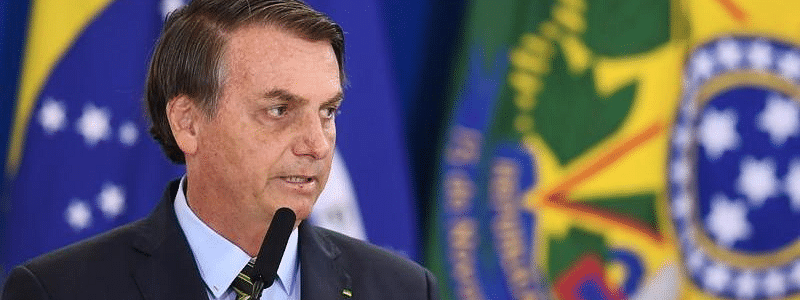 Brazil President Bolsonaro says he has possible Skin Cancer