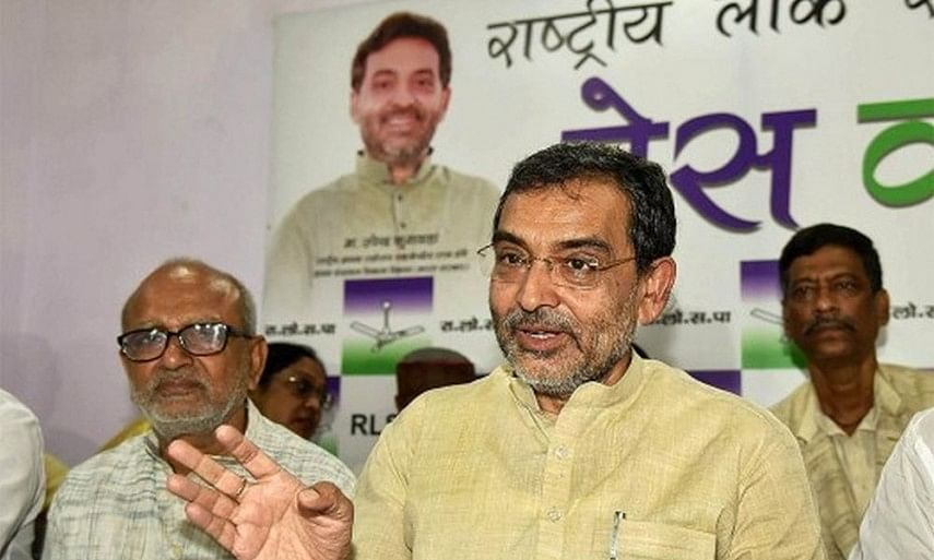 Upendra Kushwaha to take out March against CAA and NRC
