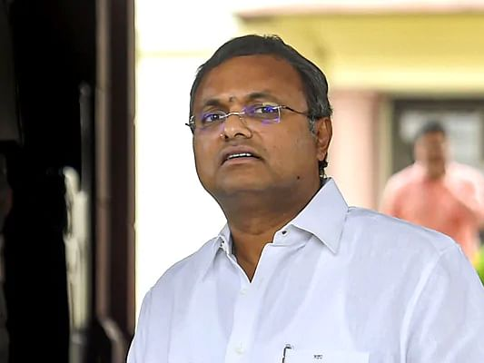 Karti clashes with BJP MP over financial service centre in Gandhinagar
