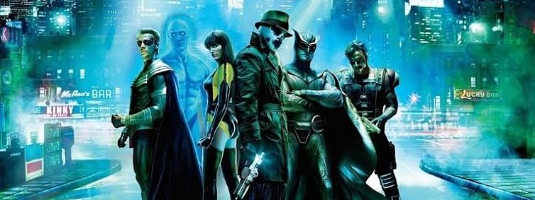 THE WATCHMEN:- SUPERHEROES AND REALPOLITIK !