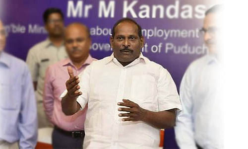 Pondy Min urges Centre to bear 100 pc premium payable under PMSYMY