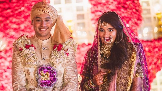 Sania Mirza's sister Anam marries Azharuddin's son Asad