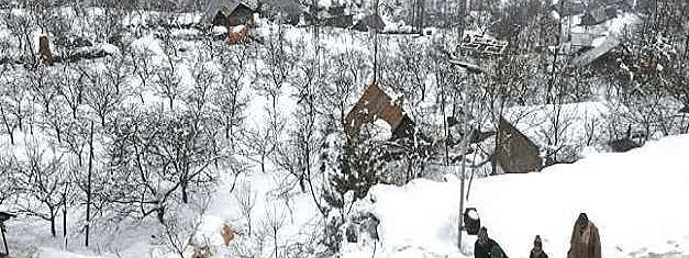 Dozens of far-flung, remote areas remain cut off in north Kashmir