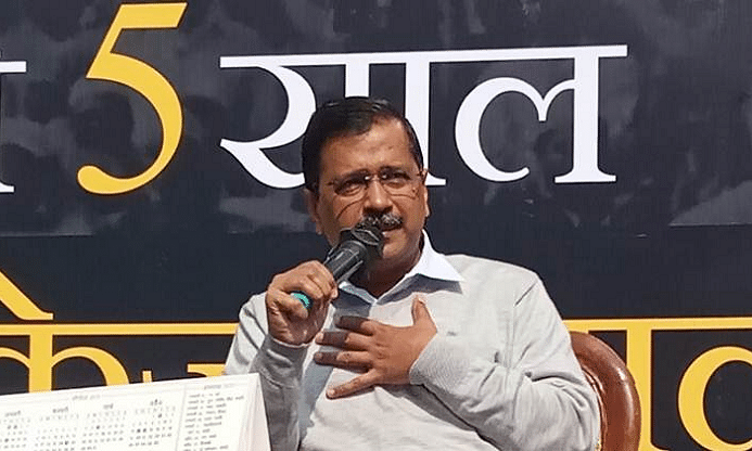24 hour tap water and electricity in Delhi: AAP promise