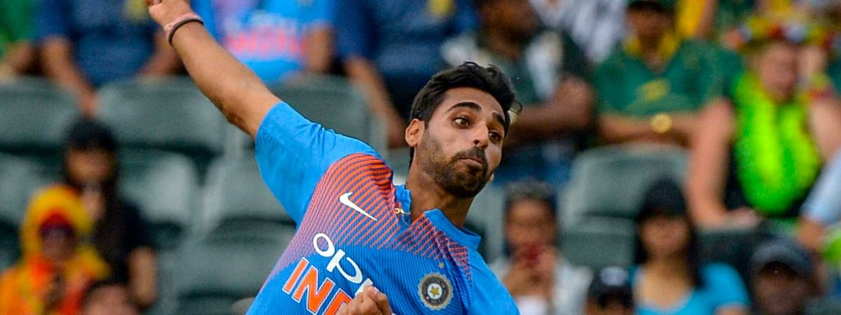 Bhuvi set for NCA rehab after surgery, Shaw fit