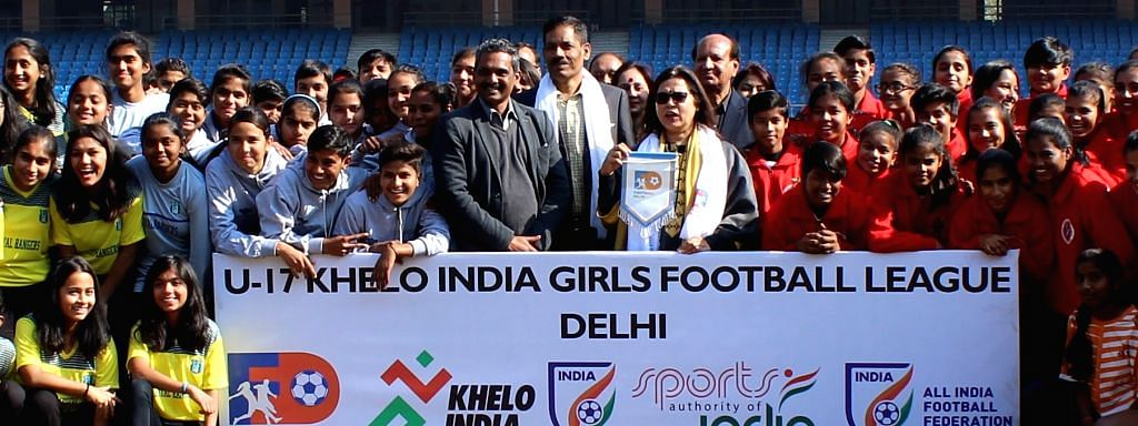 Delhi launches first-ever U-17 Khelo India Girls Football League