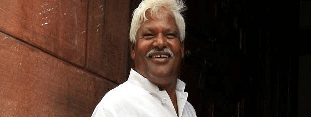 Cong suspends ex-MP Mahabal Mishra for 'anti-party activities'
