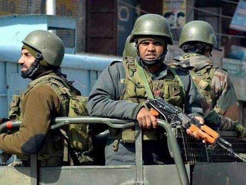 Security forces launch CASO in central Kashmir