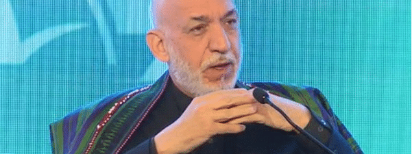 'America is great, but cannot force your line always': Karzai