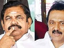 DMK forges ahead, but AIADMK is not far behind