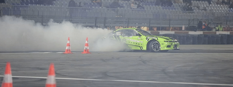 Oman International Drift Championship kicks off