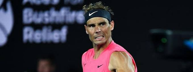 Nadal, Wawrinka hang in on day 8 of Australian Open
