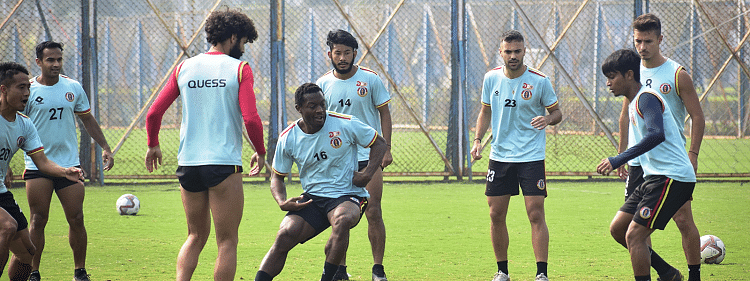 Resurgent East Bengal prepare for Indian Arrows test