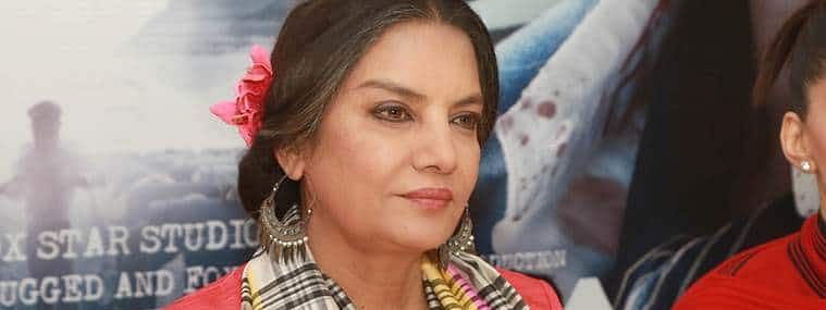 Actor Shabana Azmi injured
