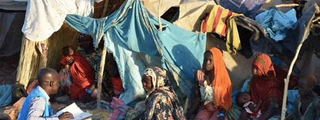Clashes in Sudan's Darfur force 11,000 to flee in January