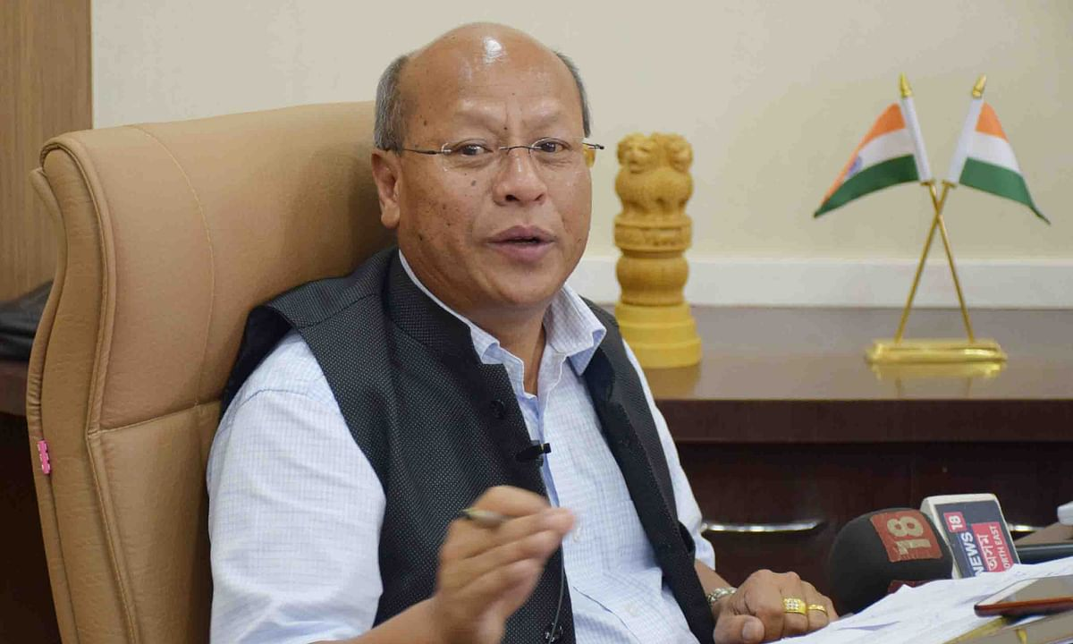 Suspension of Internet to ensure safety, security: Tynsong