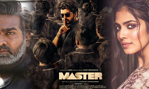 All eyes on Malavika's parkour fight in 'Master'