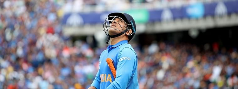 MS Dhoni's name dropped from BCCI annual contract