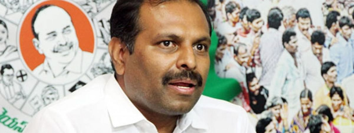 Naidu worries about benami land purchases: Whip