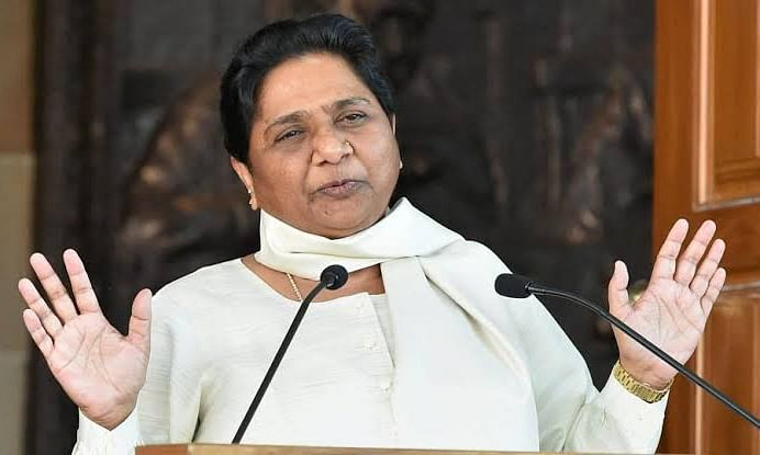 Mayawati to boycott Congress-led meeting on CAA