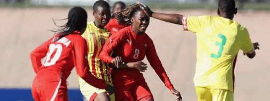 Botswana beat Namibia 7-0 in U-20 FIFA Women's World Cup qualifiers