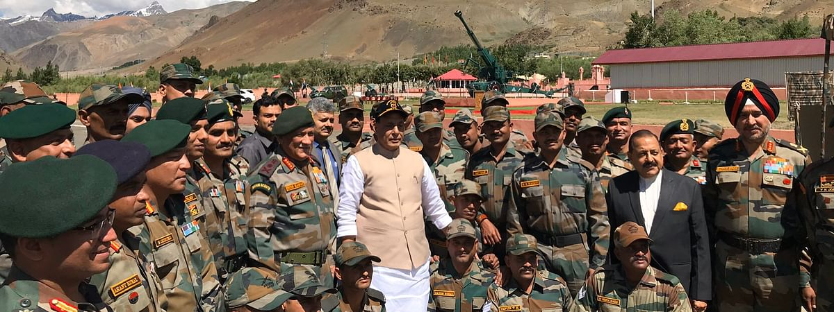 Army Day: PM, Rajnath, Rahul salute soldiers for their valour
