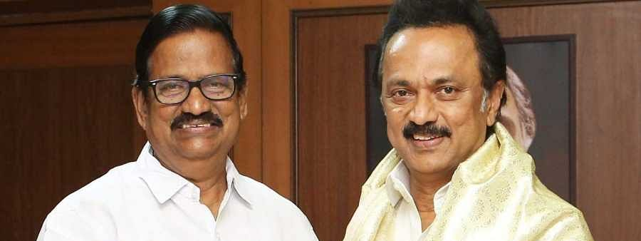 TN Cong chief patches up with Stalin
