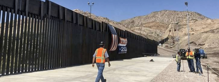 Texas court permits private group to resume building US-Mexico border wall