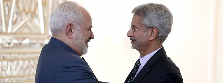 India, Iran Foreign Ministers hold talks
