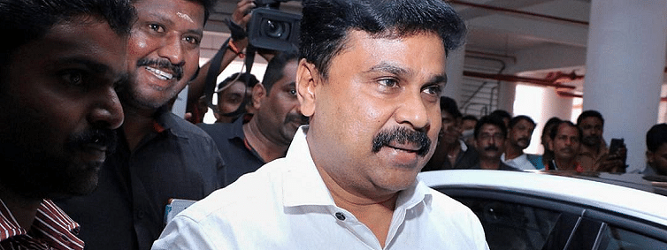 Dileep files discharge petition in actor rape case