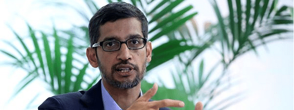 Need to regulate Artificial Intelligence: Pichai