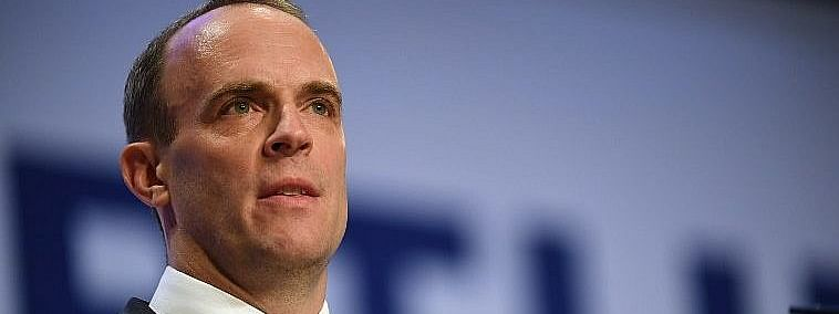 UK envoy arrest: Foreign Sec Raab condemns Iran's action