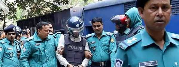 Bangladesh: 10 sentenced to death for 2001 attack on CPB