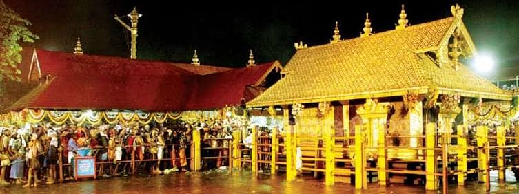 Sabarimala: Royal representative at Sannidhanam