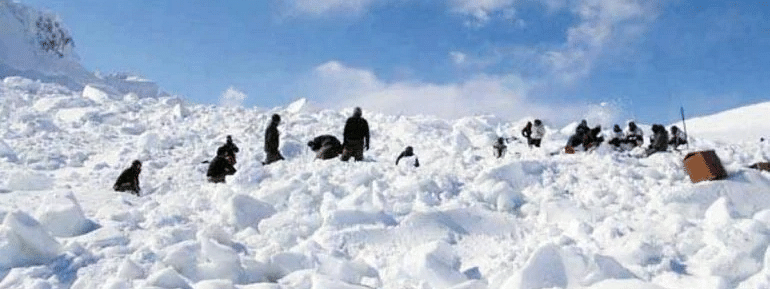 3 jawans killed in Kashmir avalanche