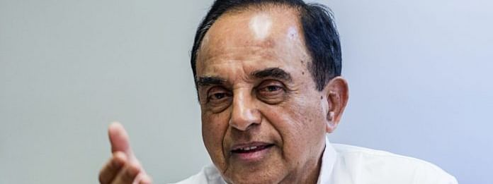 Jagdeep Dhankhar most suitable to be Bengal Governor: Subramanian Swamy