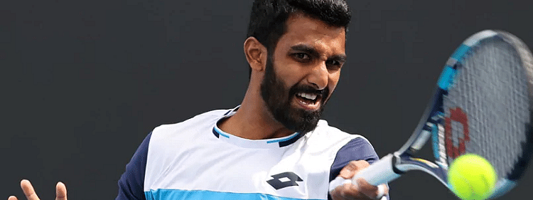 Australian Open: Divij Sharan enters 2nd round, Bopanna crashes out