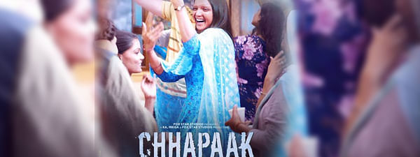 Makers of 'Chhapaak' release new poster, dialogue promo