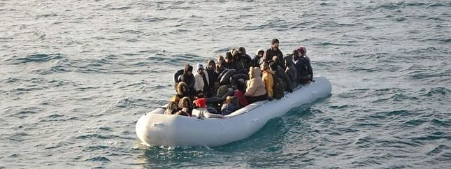 Eleven dead after migrant boat sinks off Turkey